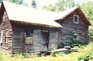Rapp/Fellows House circa 1840's - Kathy W